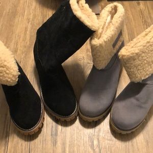 Shoes - Woolly Boots Bundle!